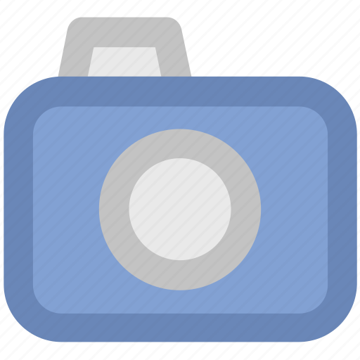 camera, digital camera, movie camera, photo camera, video camera icon