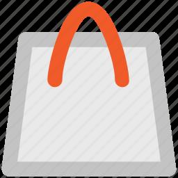 bag, online store, shopper bag, shopping bag, supermarket bag, tote bag icon
