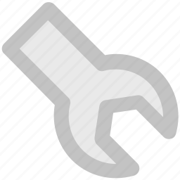 repair, setting, setting tool, spanner, work tool, wrench icon