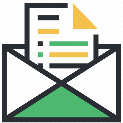 email, email message, inbox, letter, mail icon