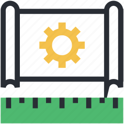 browser code, monitor screen, page setting, source code, website testing icon