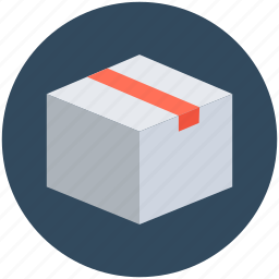box, pack box, package, parcel, seal box icon