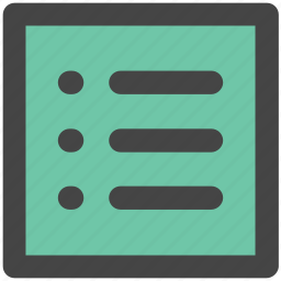 bookmark, browser, layout, web page, website icon