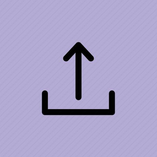 up sign, upload, upload folder, uploading, upward icon