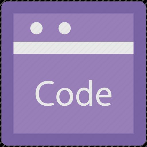 code optimization, development code, html coding, php code, web coding, web language icon