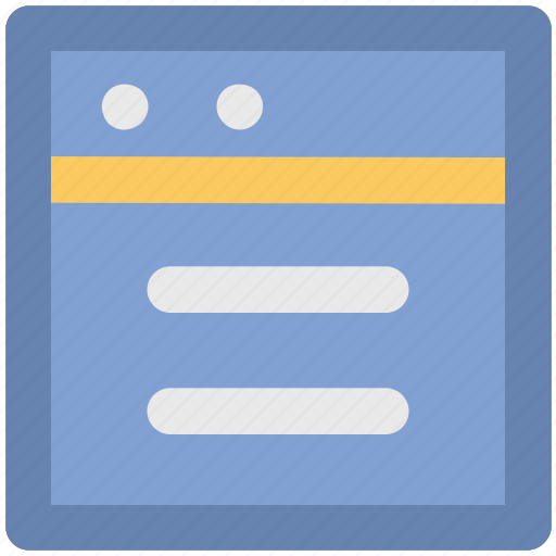 create blogging, web blog, web content, web structure, writing article icon