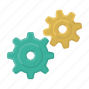 cogwheels, configuration, control, gear, optimization, seo, settings icon