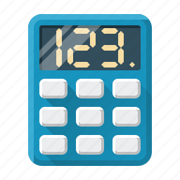 business, calculator, computer, consider, marketing, office, seo icon