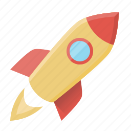 campaign, campaign launch, launch, mission, rocket, seo, startup icon