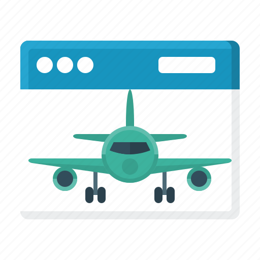 aircraft, landing, landing page, page, seo, site, web icon