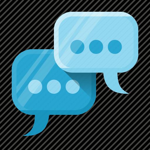 bubble, chat, communication, engagement, social, social engagement, talk icon