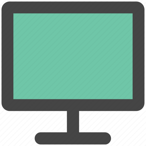 desktop, display, lcd, monitor, screen icon