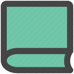 album, book, education, learning book, reading icon
