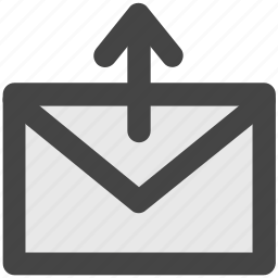 email, inbox, mail, mailbox, message icon