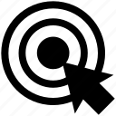 bulls eye, clock, goal, pointer, seo, website