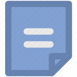 documents, extension sheet, text sheet, word sheet, writing sheet icon