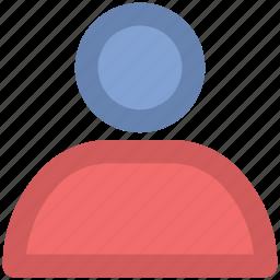 avatar, male, person, profile, user icon