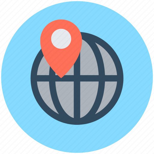 location pin, locator, map location, map pin, navigation icon
