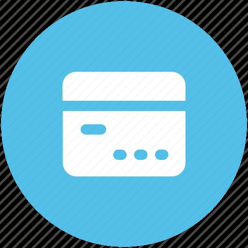 credit card, debit card, online banking, smart card, visa card icon