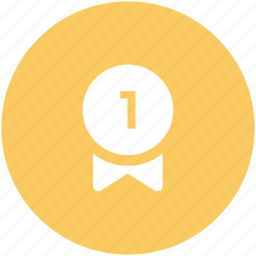 award medal, medal, prize, reward ribbon, ribbon badge icon