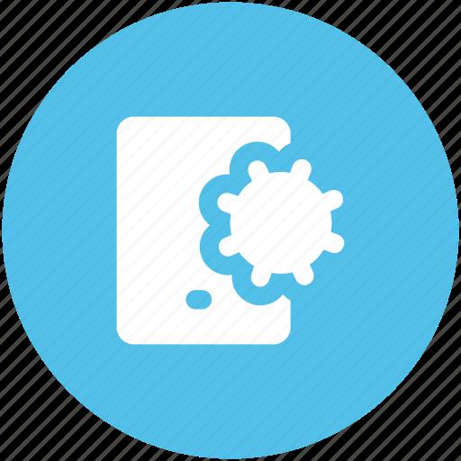 mobile options, mobile setting, mobile settings, mobile tools, setting tools icon