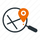 analysis, location, market, search, seo