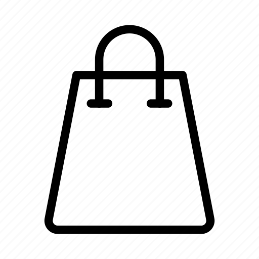 bag, buying, purse, shopper, shopping icon