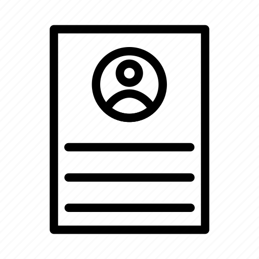 badge, card, employee, id, pass icon
