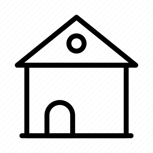 building, home, house, office, realestate icon