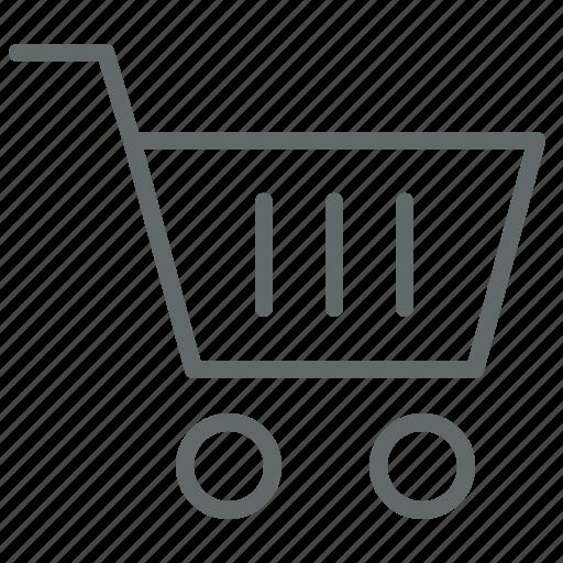 cart, ecommerce, marketing, shopping icon