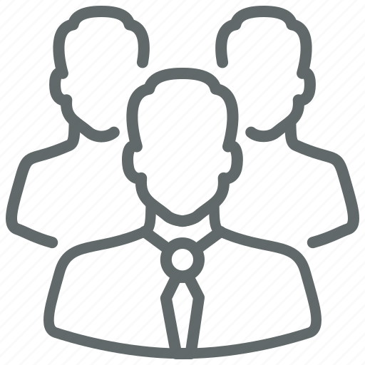 business, management, office, team, teamwork icon