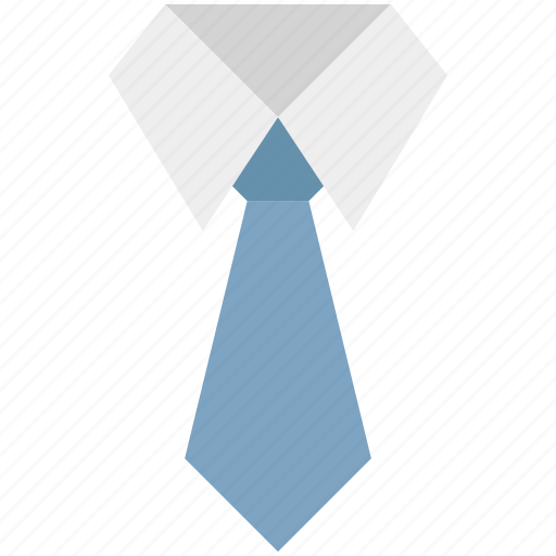 dress shirt, formal shirt, office uniform, shirt, shirt and necktie, shirt with tie icon