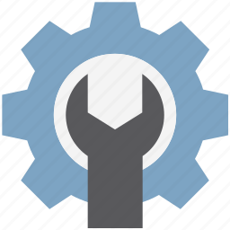 customization, preferences, repair tools, setting tools, settings, spanner, wrench icon