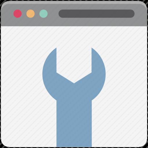 internet setting, web development, web options, web preferences, web setting, webpage icon