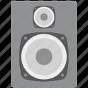 bass, loudspeakers, music, sound, speaker, speaker box, woofer