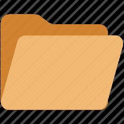 archive, data folder, data storage, document folder, file folder, file storage, folder icon