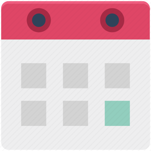 calendar, date, day, schedule, timeframe, wall calendar, yearbook icon