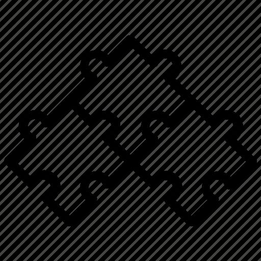 analytics, combination, puzzle, seo, tool icon