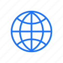 global, globe, internet, online, www icon