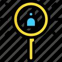 development, optimization, seo, target, targeting, web, website icon