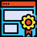 development, interface, page, ranking, seo, web, website icon