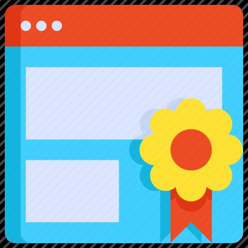 Internet, marketing, optimization, ranking, seo, web, website icon - Download on Iconfinder