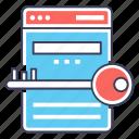 generate keywords, keyword list, keyword planner, keyword tools, new keyword icon