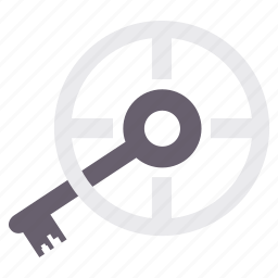 access, key, keys, protect, protection, secure, unlock icon