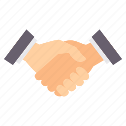 agreement, business, contract, deal, handshake, meet, partnership icon
