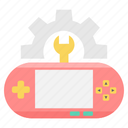 app, configuration, developement, game, setting, settings icon