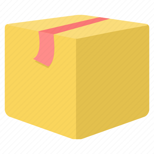 box, courier, delivery, ecommerce, package, shipping, shop icon
