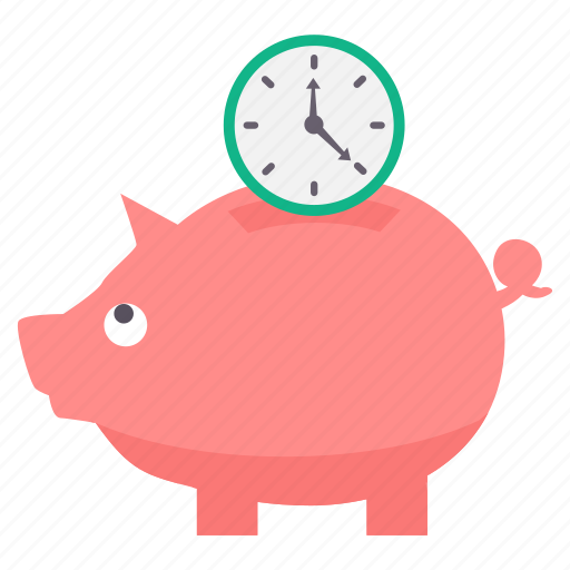 clock, guardar, management, save, savings, schedule, time, time save icon