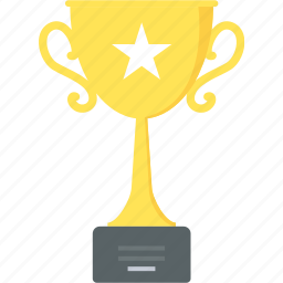 achievement, award, prize, trophy, winner icon
