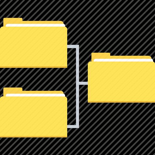 data, database, extension, file, folder icon